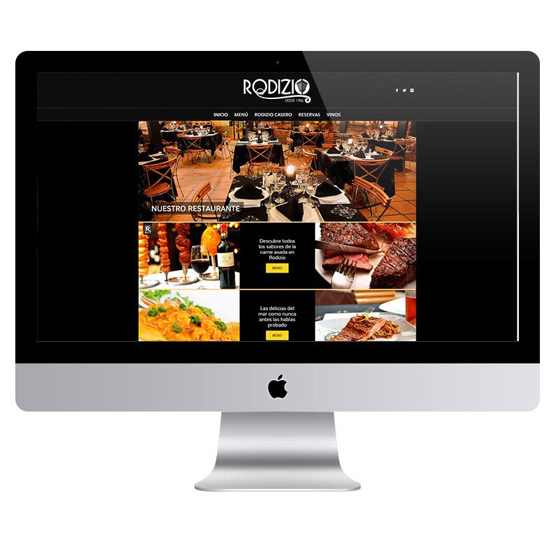 monape pagina web Colorama Agencia